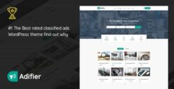 Adifier–Classified-Ads-WordPress-Theme-GPLTop
