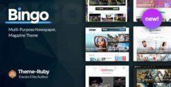 Bingo-Multi-Purpose-Newspaper-&-Magazine-Theme-GPLTop