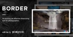 Border-A-Delightful-Photography-WordPress-Theme-GPLTop