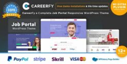 Careerfy-job-board-wordpress-theme-gpltop