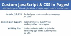 Custom-JavaScript-&-CSS-in-Pages-GPLTop