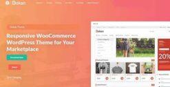 Dokan-eCommerce-Theme-gpltop