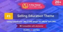 Eduma-Education-WordPress-Theme-GPLTop