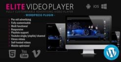 Elite-Video-Player-WordPress-plugin-GPLTop