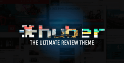 Huber-Multi-Purpose-Review-Theme-GPLTop