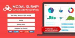 Modal-Survey-WordPress-Poll-Survey-&-Quiz-Plugin-gpltop