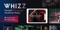 Photography-Whizz-Photography-WordPress-GPLTop