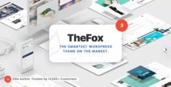 TheFox-Responsive-Multi-Purpose-WordPress-Theme-GPLTop
