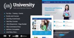 University-Education-Event-and-Course-Theme-GPLTop