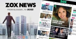 Zox-News-Professional-WordPress-News-Magazine-Theme-GPLTop