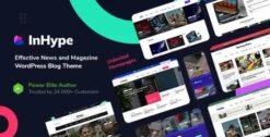 InHype-Blog-Magazine-WordPress-Theme-gpltop