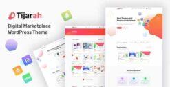 Tijarah-Digital-Marketplace-WooCommerce-Theme-GPLTop